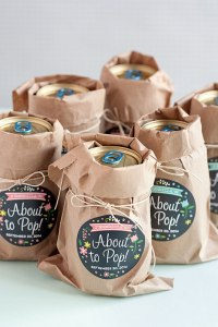 10 Simple And Quick To Make DIY Baby Shower Favors ...
