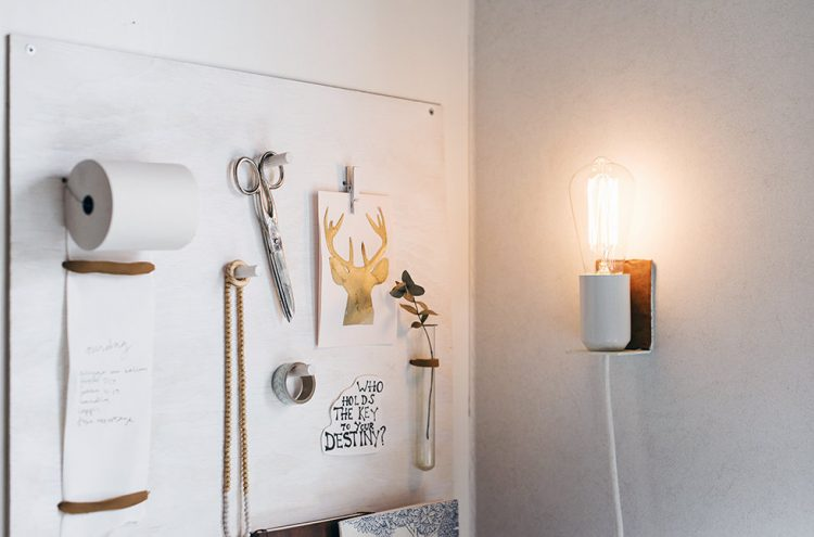 diy wall lamps Archives