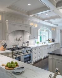 36 Stylish And Timeless Coffered Ceiling Ideas For Any ...
