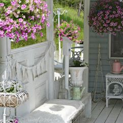 Ideas For Chair Covers Cover Rentals In Ct 27 Shabby Chic Terrace And Patio Décor - Shelterness