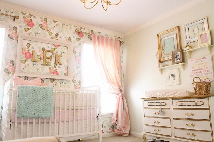 6 Shabby Chic Nursery Dcor Tips And 24 Ideas  Shelterness