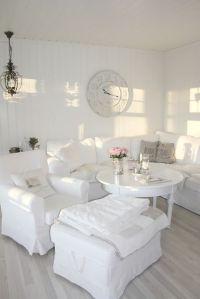 26 Charming Shabby Chic Living Room Dcor Ideas