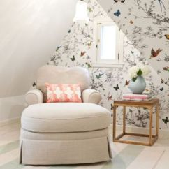 Kids Comfy Chair Stylish Folding Chairs 26 Cozy Tiny Attic Nooks And Ideas To Decorate Them - Shelterness