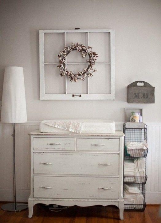 6 shabby chic nursery decor tips and 24