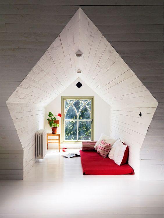 Living Room Nook Space