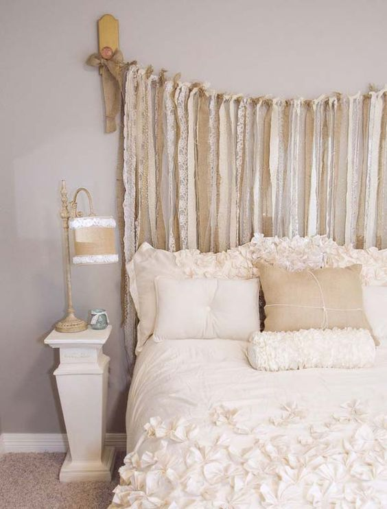shabby chic living room chairs toddler chair 25 delicate bedroom decor ideas - shelterness