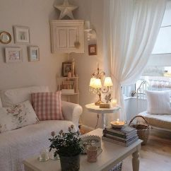 French Country Ideas For Living Rooms Simple Room Interior Design India 26 Charming Shabby Chic Décor - Shelterness