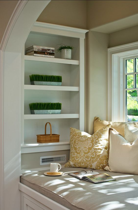 storage solutions for living rooms gray leather room chair 26 cozy tiny attic nooks and ideas to decorate them ...