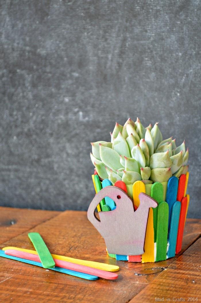 14 DIY Cool Popsicle Sticks Crafts Youll Love  Shelterness
