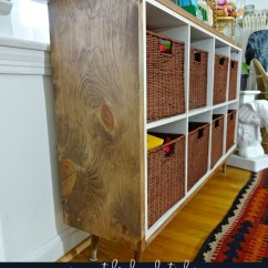 Benches For Kitchen Table Sink With Faucet 35 Diy Ikea Kallax Shelves Hacks You Could Try - Shelterness