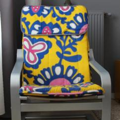 Ikea Poang Chair Cover Covers North West 13 Easy And Fast Diy Hacks Shelterness Bold Summer For Via Https