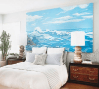12 Eye-Catchy DIY Large Scale Wall Art Pieces - Shelterness
