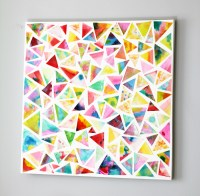 17 DIY Watercolor Wall Art Pieces to Get Inspired ...