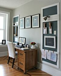 29 Creative Home Office Wall Storage Ideas