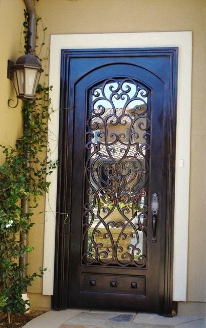 Steel Garden Gates