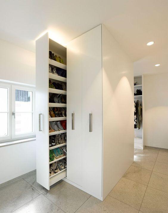 28 Creative Shoe Storage Ideas That Wont Take Much Space