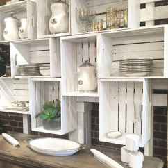 Open Metal Shelving Kitchen Television 27 Smart Wall Storage Ideas - Shelterness