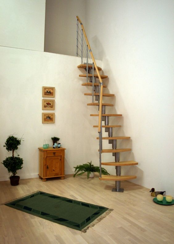 26 Creative And SpaceEfficient Attic Ladders  Shelterness