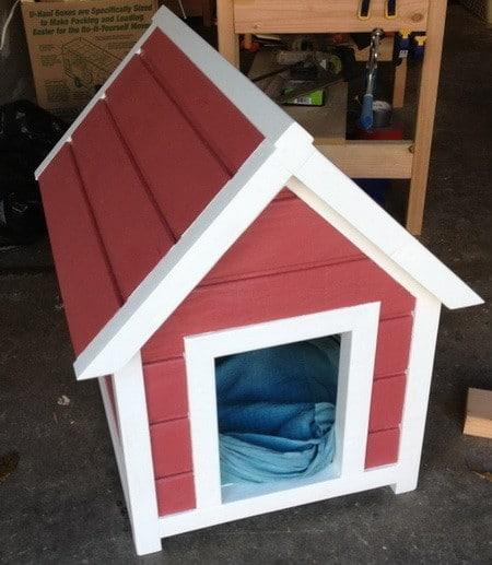 9 Creative DIY Dog House Ideas To Build Shelterness