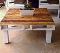 13 Easy And Cost-Effective DIY Pallet Dining Tables ...