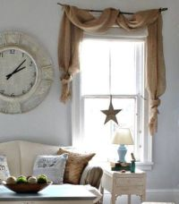 Decorating Your Home With Burlap: 32 Cozy Ideas - Shelterness