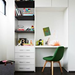 Colorful Desk Chairs Sideline For Basketball 24 Ways To Decorate And Organize A Kids' Study Nook - Shelterness