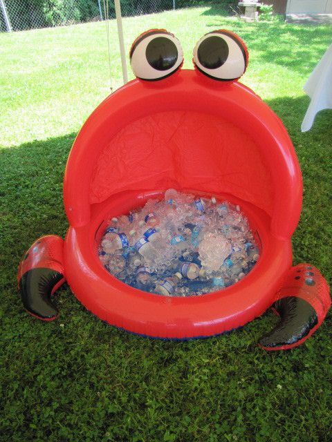 23 Colorful Kids Pool Party Decorations  Shelterness