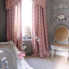 Kitchen Curtains Ideas Premade Island 3 Bathroom Window Treatment Types And 23 - Shelterness