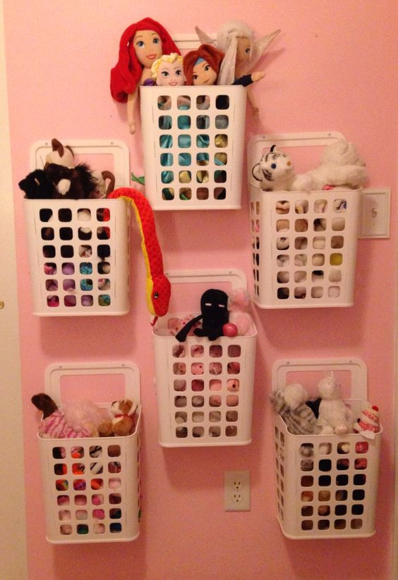 ikea kitchen drawers faucet cartridge 26 comfy stuffed toys storage ideas - shelterness