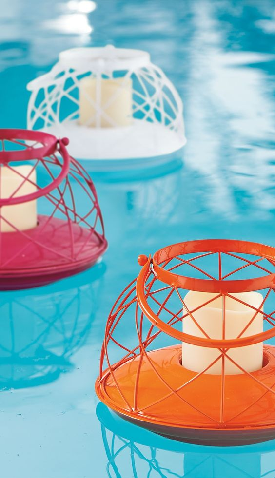 24 Decorations That Will Make Any Pool Party Awesome  Shelterness