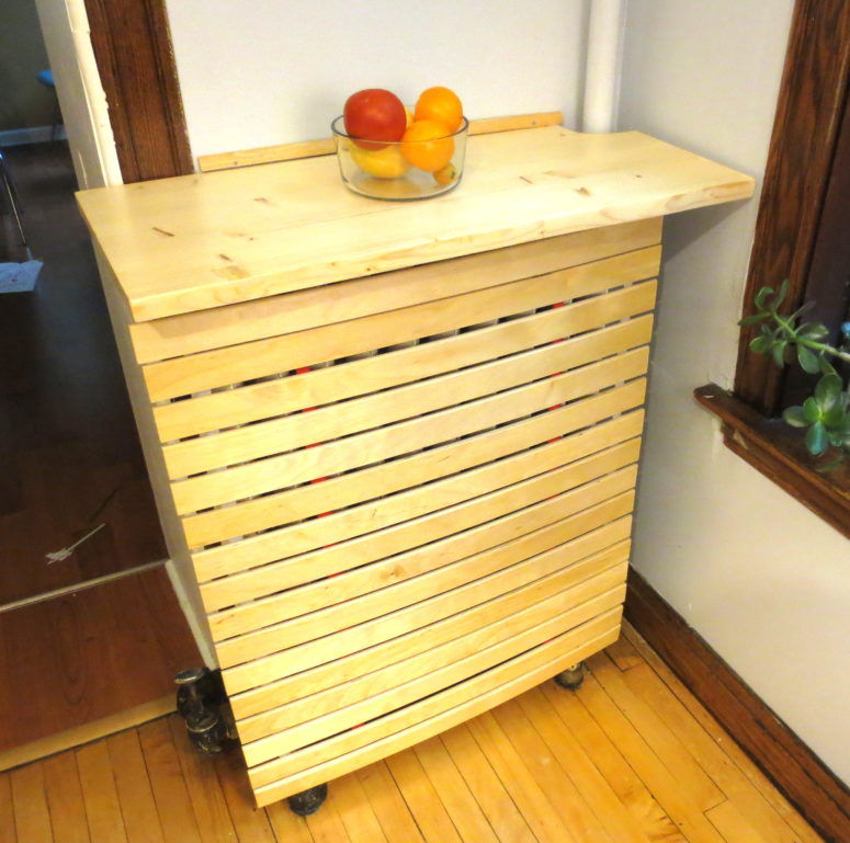 10 DIY Radiator Covers That Wont Spoil Your Space