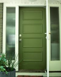How To Paint Your Front Door: 12 Tutorials - Shelterness