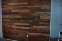 Pallet Wall Storage - Listitdallas