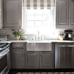 White Kitchen Curtains Moveable Islands 3 Window Treatment Types And 23 Ideas - Shelterness