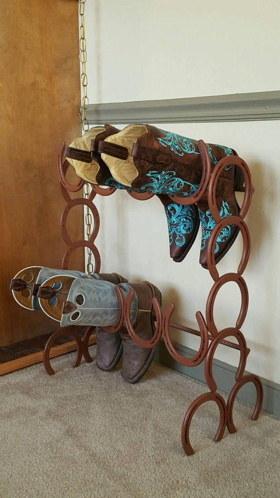 26 Rustic Horseshoe Home Dcor Ideas  Shelterness
