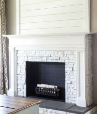 24 Cozy Faux Fireplace And Mantel Decor Ideas - Shelterness