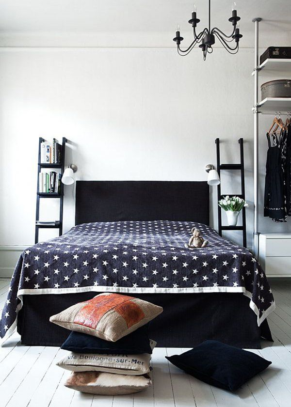 24 Creative And Eye Catchy Bedside Table Alternatives