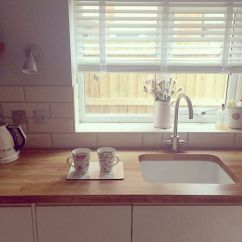 Kitchen Window Coverings Knives Reviews 3 Treatment Types And 23 Ideas Shelterness Usual Blinds Are A Perfect