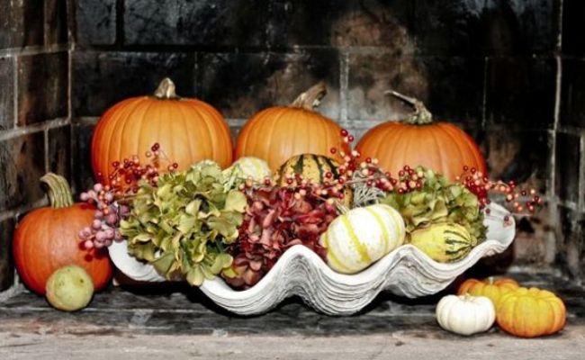 25 Coastal Thanksgiving Décor Ideas Shelterness