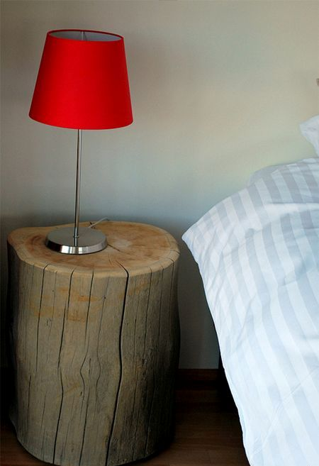 Tall Bedside Table Lamps 24 Creative And Eye-catchy Bedside Table Alternatives