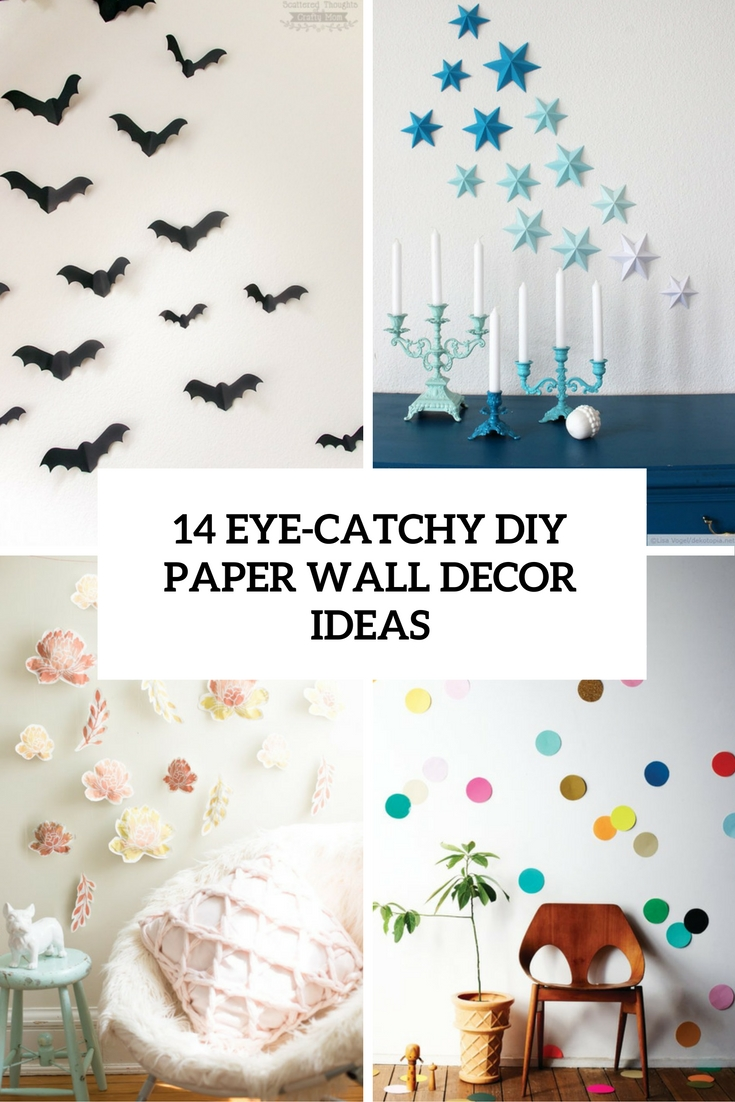 35 Creative Diy Wall Art