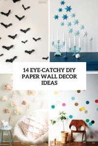 Room Decor Diy With Paper