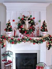 25 Ultimate Christmas Mantel Dcor Ideas - Shelterness