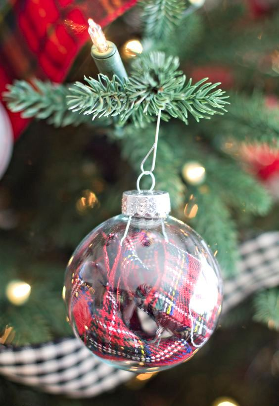 How To Fill Clear Glass Ornaments 25 Ideas  Shelterness