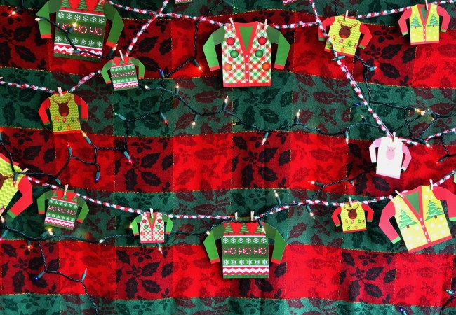 23 Ugly Sweater Party Ideas To Have Fun Shelterness