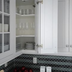 Kitchen Corner Cabinets Remodeling 20 Practical Storage Ideas Shelterness Unit With