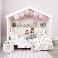 23 Cutest And Comfiest Beds For Little Girls - Shelterness