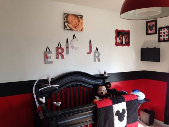 27 Mickey Mouse Kids Room D 233 Cor Ideas You Ll Love