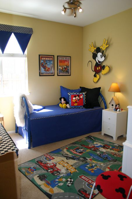 27 Mickey Mouse Kids Room Dcor Ideas Youll Love  Shelterness