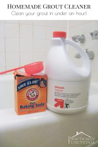 How To Clean Tile Grout Easily: 10 DIYs - Shelterness
